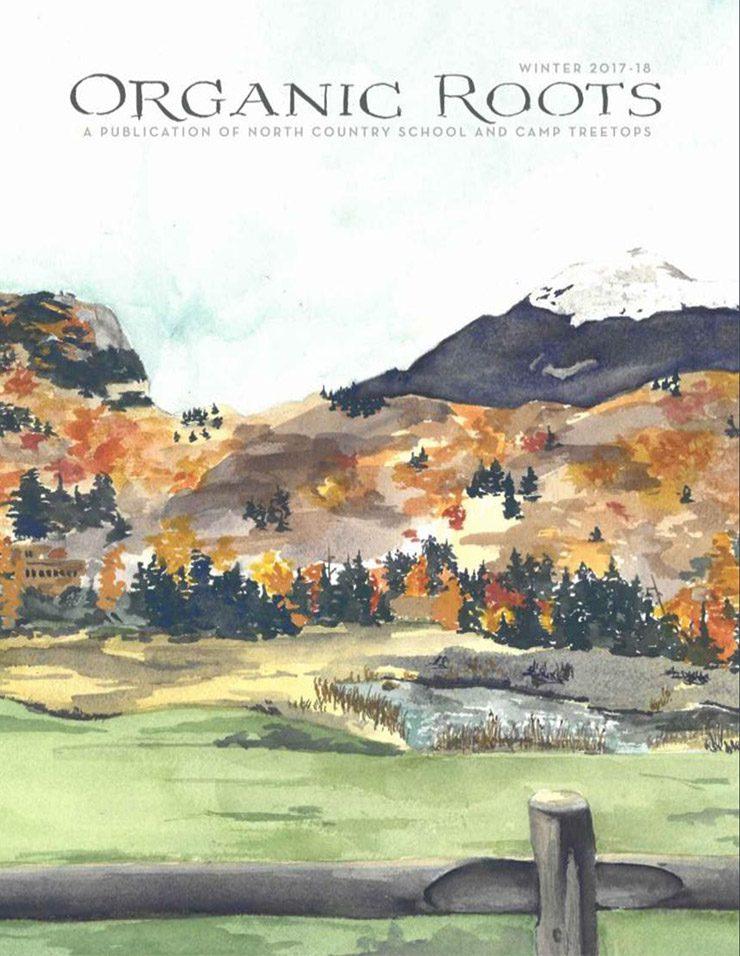Organic Roots Winter 2017-18